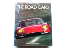 Ferrari Legend : The - The Road Cars (Prunet 1980)